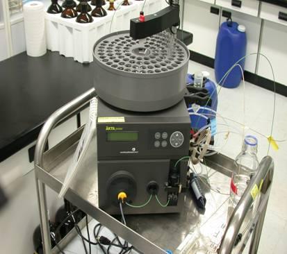 快速蛋白質純化儀(Fast protein liquid chromatography)
