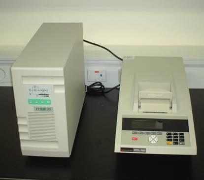 PCR聚合酶連鎖反應器(PCR machine)
